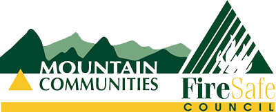 Mountain Communities Fire Safe Council Logo